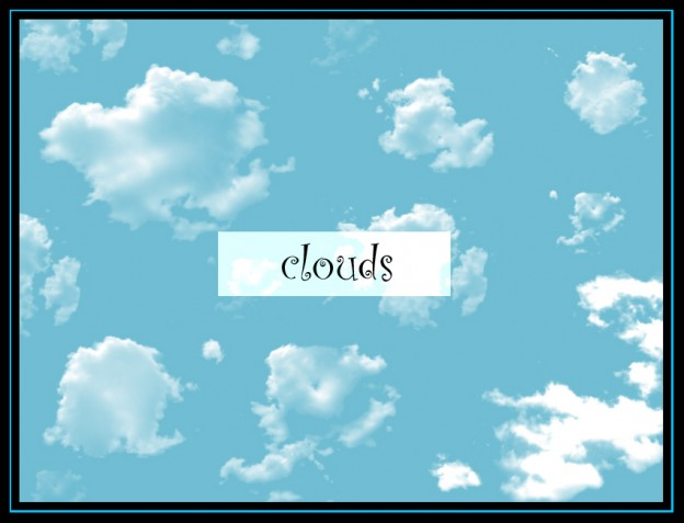 cloud brushes e1362656552840 30+ Free Photoshop Cloud Brushes