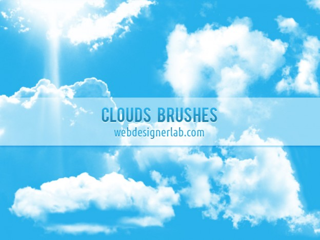 clouds brushes by xara24 d4u74kf e1362656075902 30+ Free Photoshop Cloud Brushes