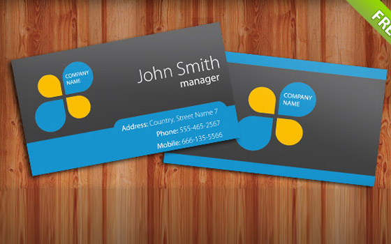 Business Card Template5