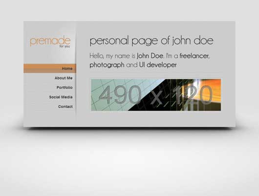 Premade for You 30 Best Personal WordPress Themes