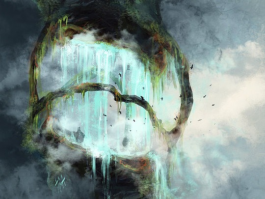 Conceptual Illustrations by Tira-Owl