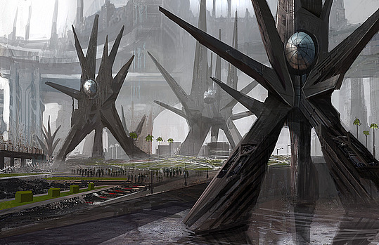 Concept World by Jung Park