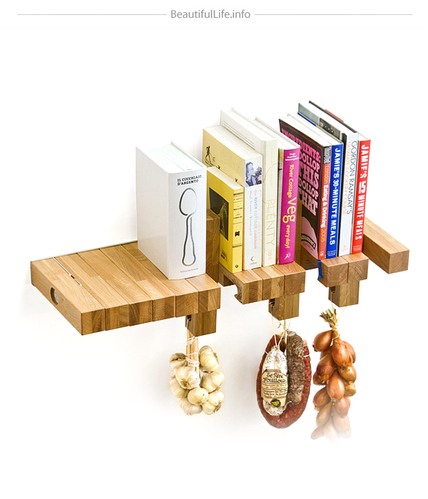 multifunctional bookshelf