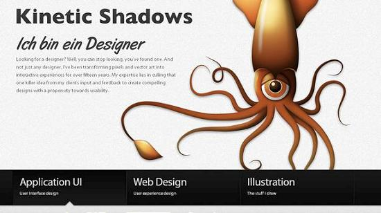 single page site 13 Outstanding and Creative Single Page Websites