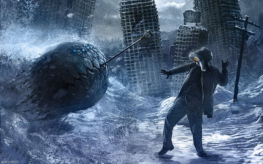 Conceptual Illustrations by Vitaly S. Alexius