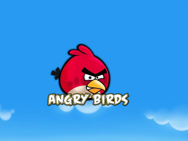 Angry Birds Cloud Pic