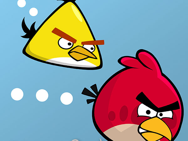 Angry Birds In Action