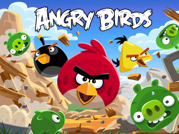 Angry Birds Floaters