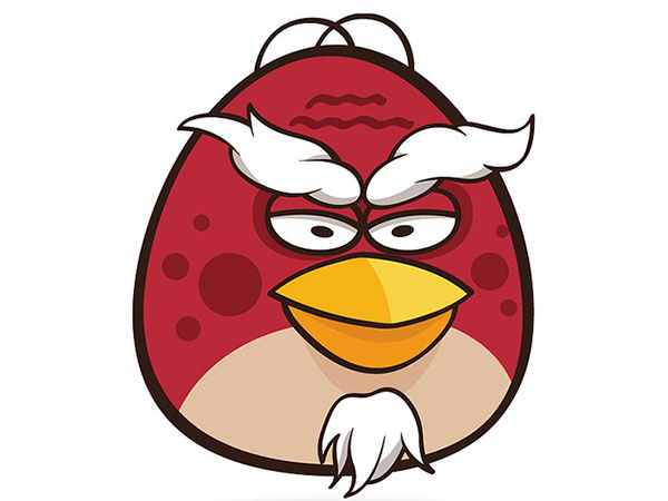 Angry Birds Unusual Pic