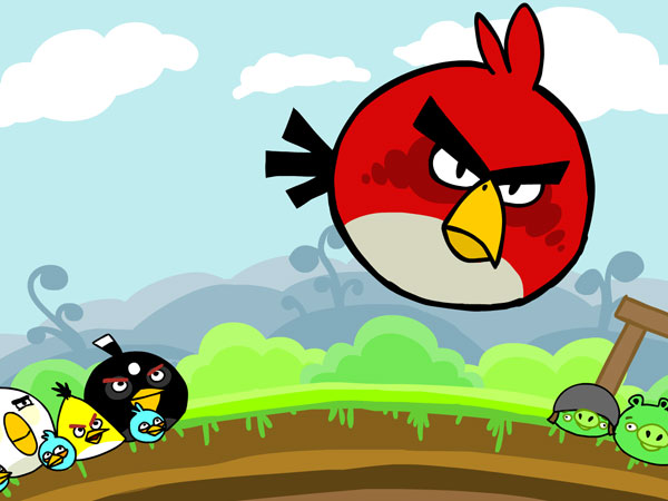 Angry Birds Rising