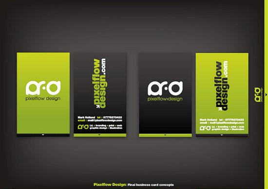 business cards 10 Awesome and Innovative Designs of Business Cards
