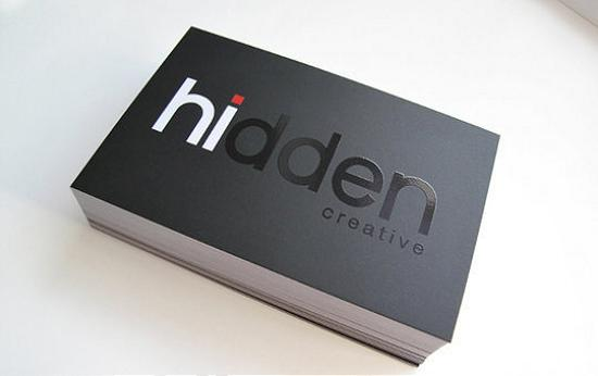 business cards 15 Awesome and Innovative Designs of Business Cards