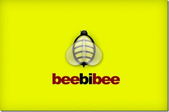 beebibee498x328 Latest Web2.0 Logo Designs for Designers