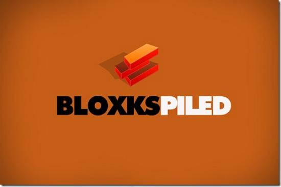 bloxkspilled493x328 Latest Web2.0 Logo Designs for Designers