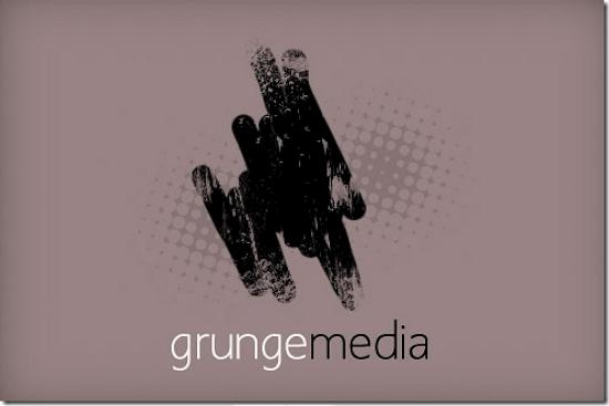 grungemedia493x328 Latest Web2.0 Logo Designs for Designers