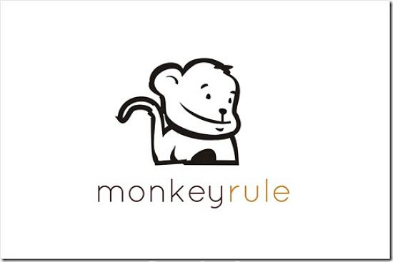 monkeyrule493x328 Latest Web2.0 Logo Designs for Designers