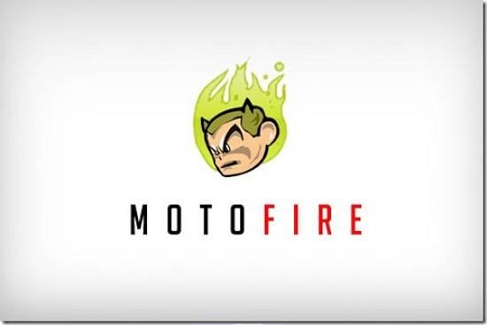motofire493x328 Latest Web2.0 Logo Designs for Designers