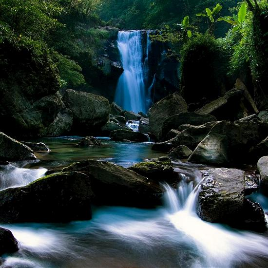 mystic waterfall Fresh Wallpapers Collection of Apple iPad