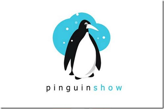 pinguinshow493x328 Latest Web2.0 Logo Designs for Designers