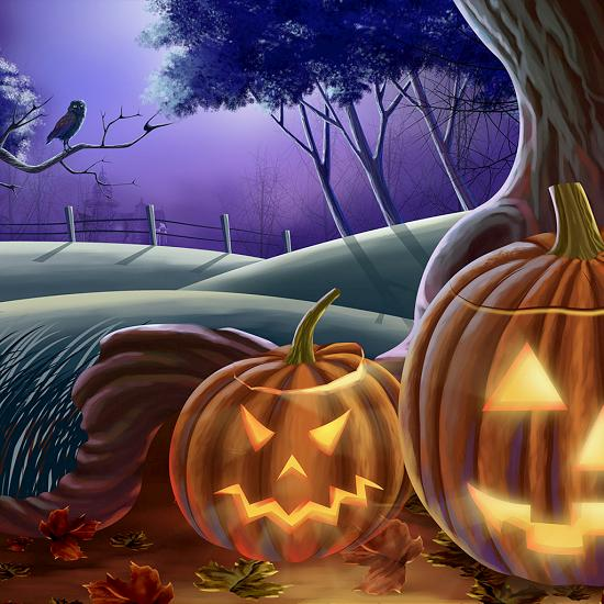 scary pumpkins Fresh Wallpapers Collection of Apple iPad