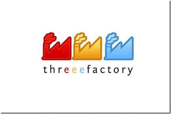 threefactory493x328 Latest Web2.0 Logo Designs for Designers