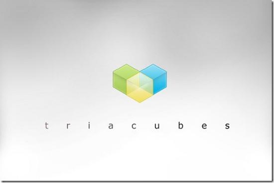 triacubes493x328 Latest Web2.0 Logo Designs for Designers