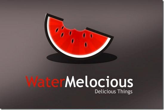 watermelocious493x328 Latest Web2.0 Logo Designs for Designers