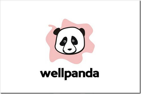 wellpanda498x328 Latest Web2.0 Logo Designs for Designers