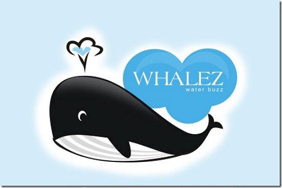 whalez493x328 Latest Web2.0 Logo Designs for Designers