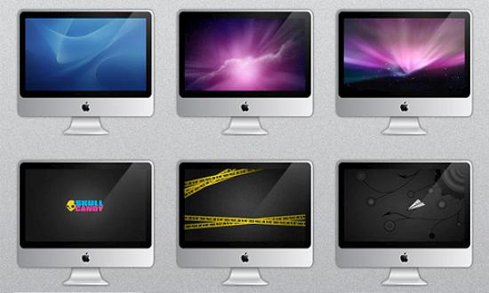 15 imac icons Free Collection of Apple Inspired Icons