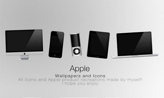26 apple products walls Free Collection of Apple Inspired Icons