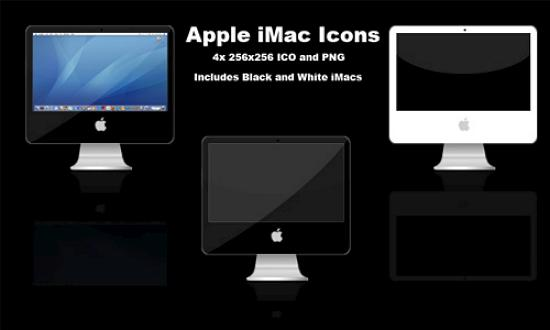 34 apple imac icons Free Collection of Apple Inspired Icons
