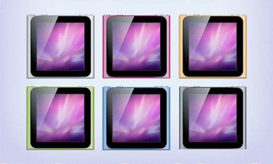 38 ipod nano 2010 icons Free Collection of Apple Inspired Icons