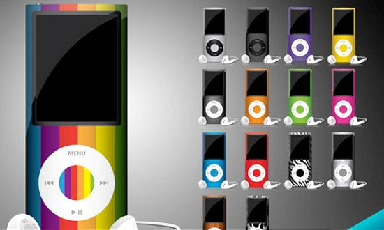 40 ipod chromatic icons Free Collection of Apple Inspired Icons