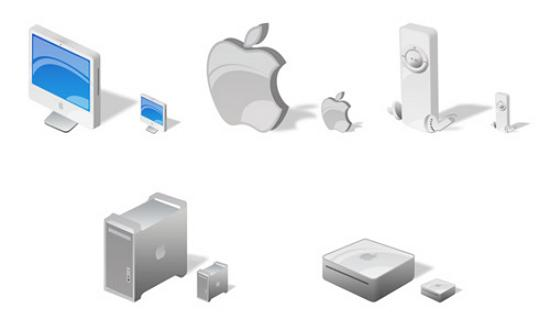 42 mac icons Free Collection of Apple Inspired Icons