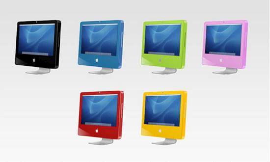 46 imac dock icons Free Collection of Apple Inspired Icons