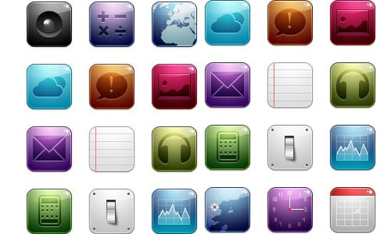 54 cmt iphone icons Free Collection of Apple Inspired Icons