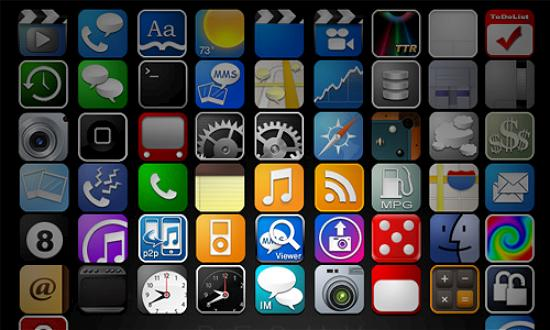 56 redux summer board Free Collection of Apple Inspired Icons