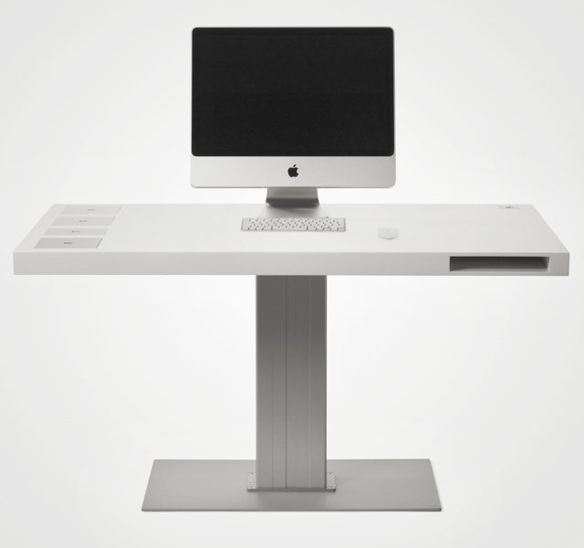 167895573276396673 a0bb1b669f8a1 21 Aesthetic Computer Desk Designs