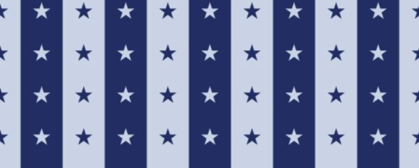 collection of stars and stripes pattern