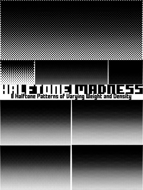 halftone resources