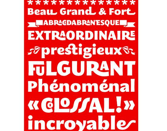 megalopolis extra free high quality font web design Quality Collection of Free Fonts for Designers