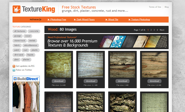 textureking 3,879 Free High Quality Wood Textures
