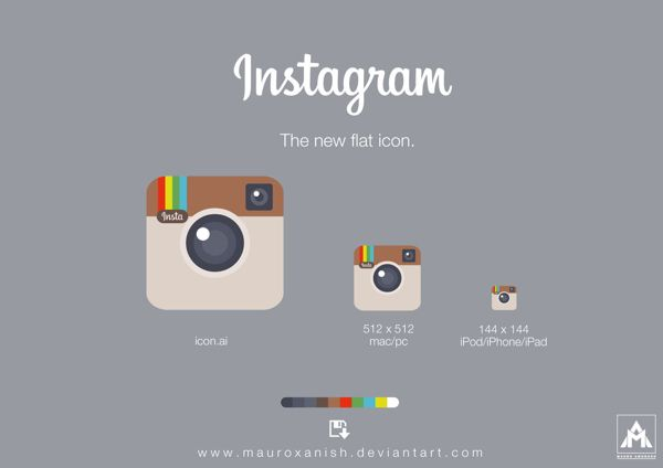 instagrams icons