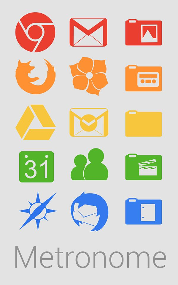 latest trends in icon designs