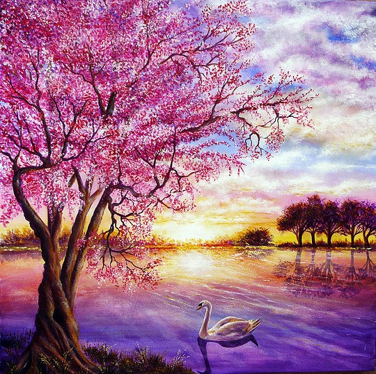 Traditional Art by Ann Marie