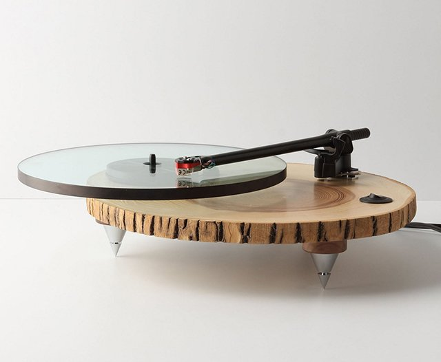 Creative product designs #31- Barky Turntable