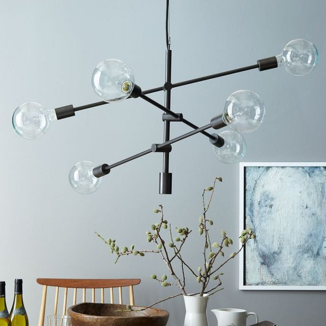 Creative product designs #31-  Mobile Chandelier