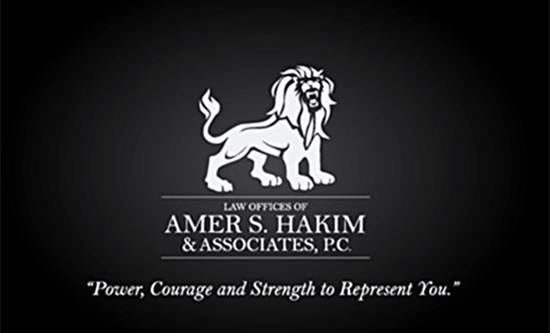 lion logo of law firm