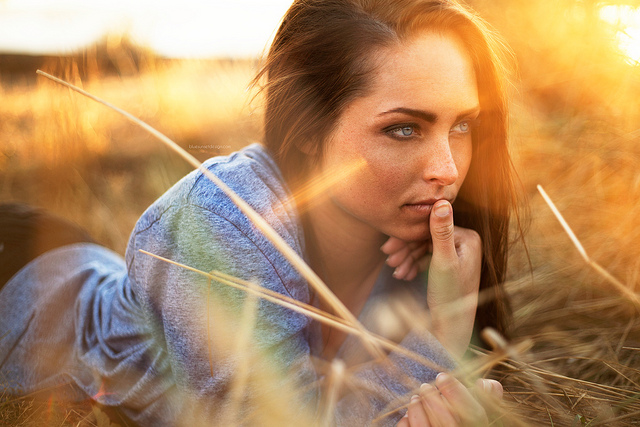 Stunning portrait photography by Mike Monaghan